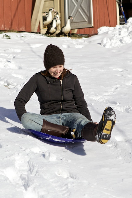 Fun in the Snow 9