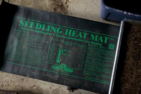 Seedling heating mat 2