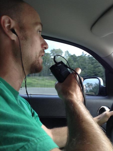 recording_podcast