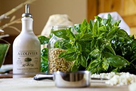 preserving herbs 3