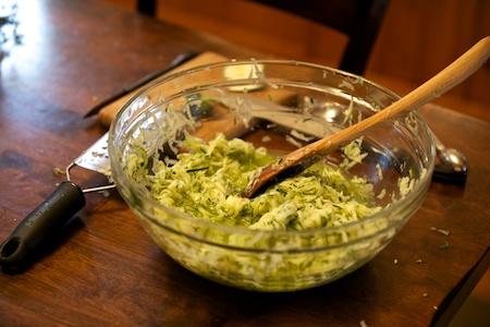 fermenting zucchini 2