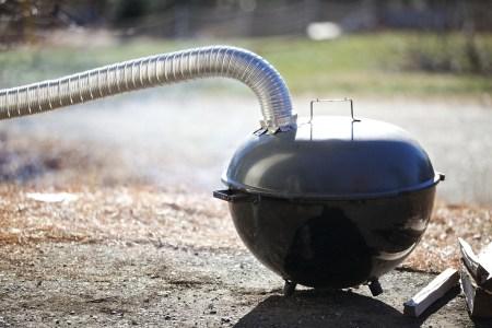 Smoking pork 2