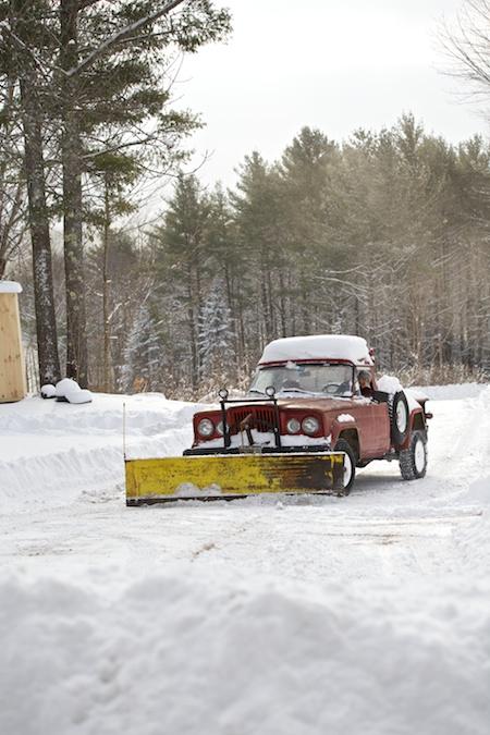 Snowing 4