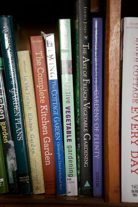 Kitchen Gardening Books 1