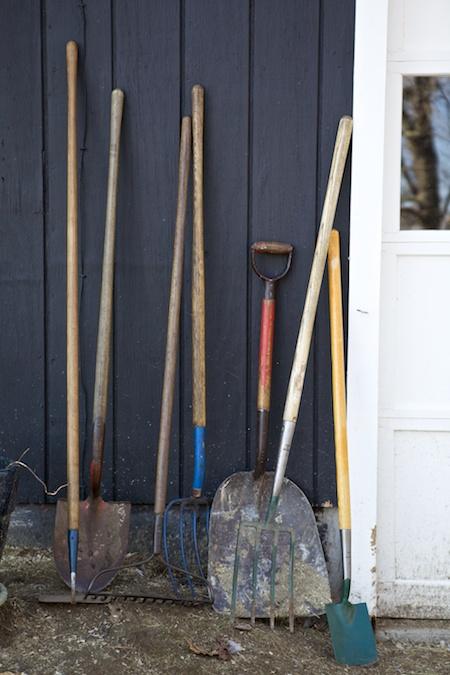 Friday Favorite Vintage Garden Tools Chiot S Run