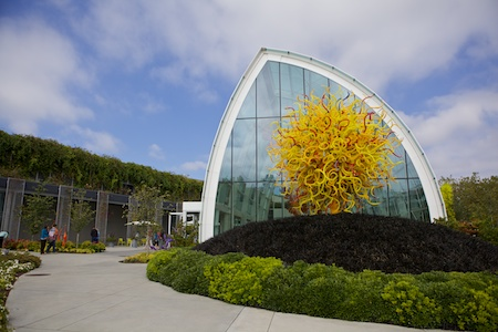 Chihuly Glass Exhibit Seattle 6