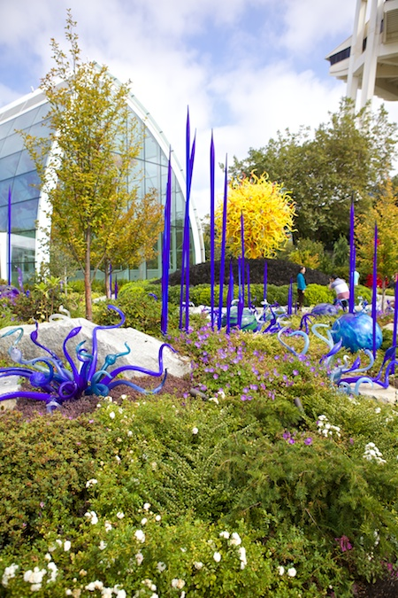 Chihuly Glass Exhibit Seattle 7