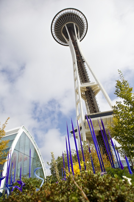 Chihuly Glass Exhibit Seattle