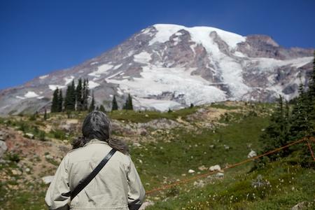Mt Rainier 1