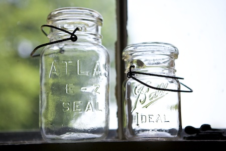 old canning jars 2