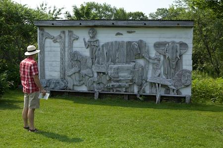 Langlais Sculpture Garden 3
