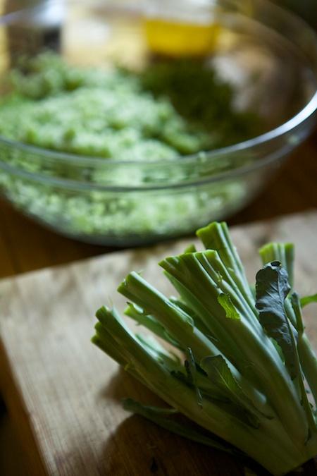 broccoli stems 1