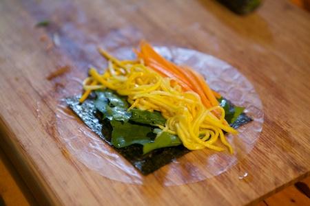 zucchini noodles 1