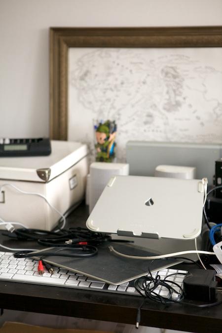 Brians Desk