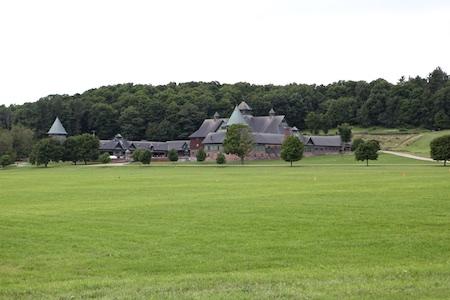 Shelburne Farms barn 3