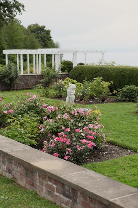 shelburne farms formal gardens 10