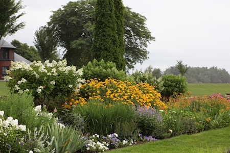 shelburne farms formal gardens 13