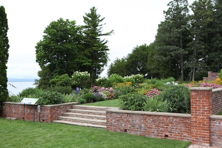 shelburne farms formal gardens 17