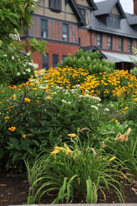shelburne farms formal gardens 7