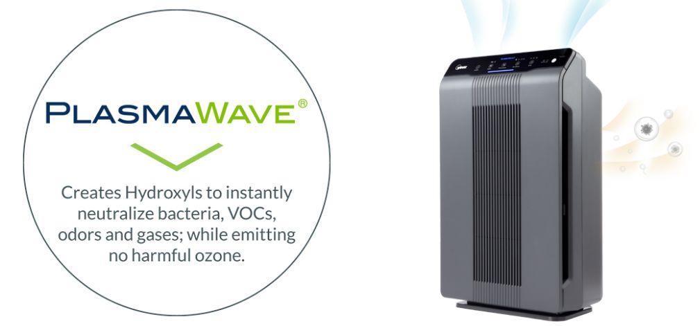 winix true hepa filter plasmawave technology