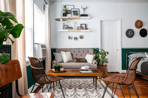 How To Decorate A Studio Apartment On A Budget Mckinley