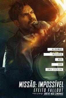 MI6_INTL_CHAR_DGTL_1_SHT_CAVILL_IMAX_BRA Missão: Impossível – Efeito Fallout | Paramount Pictures divulga cartazes dos personagens; Confira