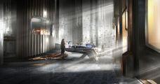Vingadores-Guerra-Infinita-Novas-artes-conceituais-revelam-cenas-exclu%C3%ADdas-do-filme-21 Vingadores: Guerra Infinita | Artes conceituais revelam algumas cenas deletadas; Confira