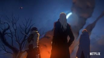Netflix_Castlevania_FirstLook_v02_01 Castlevania   2ª temporada da série ganha data de estreia; Confira