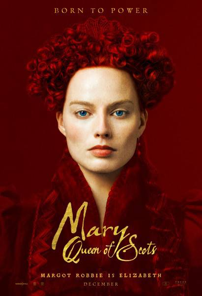 mary-queen-of-scots-2 Mary Queen of Scots | Confira os novos pôsteres com Saoirse Ronan e Margot Robbie