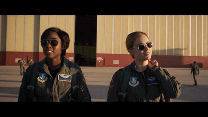 maria-1024x576 Capitã Marvel | Confira em detalhes todas as referências do trailer!