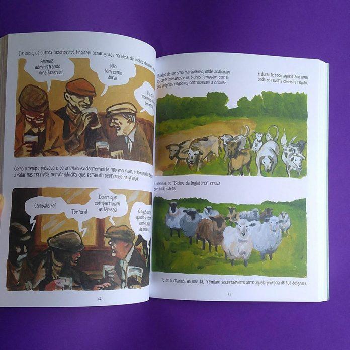 revolucao-dos-bichos-ilustrada-imagens-1024x1024 A Revolução dos Bichos ganha versão ilustrada por Odyr
