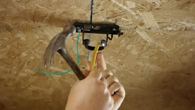 How to fix ceiling fan hook energywarden ceiling fan hook mount theteenline org aloadofball Choice Image