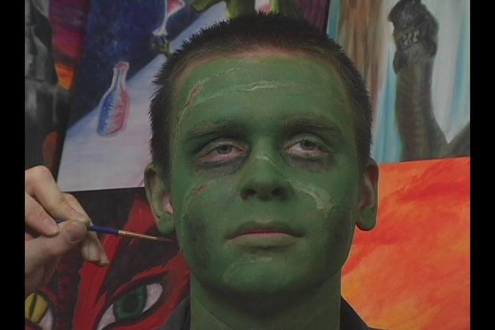 wound makeup for frankenstein costume ehow sc 1 st zieviewco