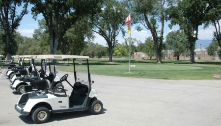 North Golf Course Reopens  UNM Newsroom North Golf Course Reopens