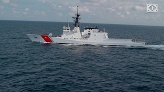 Stone WMSL 758 Sea Trial Highlights