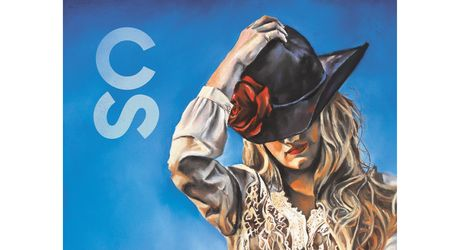2019 Calgary Stampede Poster Designed By Alberta Young