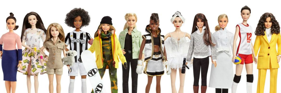 Mattel Barbie Role Models