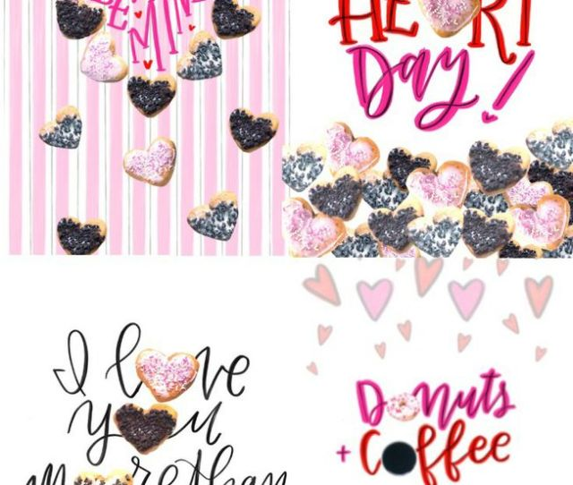 Share Your Dunkin Love This Valentines Day With Mobile Wallpapers And Emojis