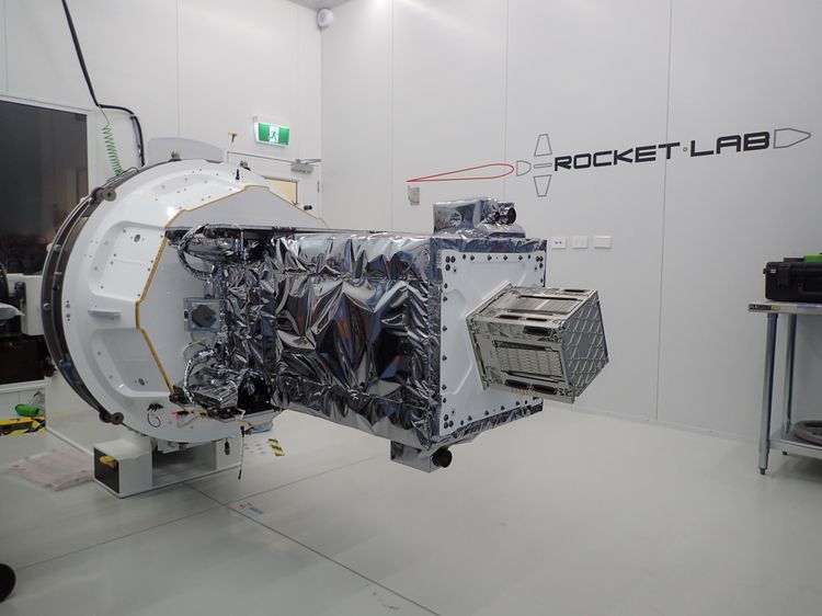 Northrop Grumman Delivers Critical Space Capability for DARPA Mission in Record Time_1