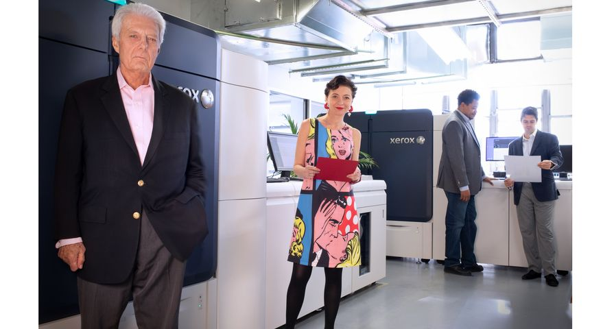 Fitch Group Targets 20 Percent Growth with Two New Xerox Iridesse Production Presses