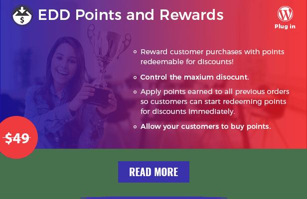 edd points and rewards