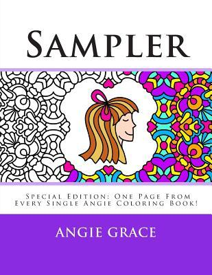 Sampler- illustrated by Angie Grace