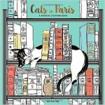 catsinparis - Sommarnatt (Summer Nights) Coloring Book Review
