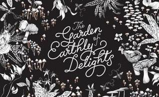 The Garden of Earthly Delights Coloring Book