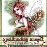 SpellbindingImages - Alice's Wonderfilled Adventures Coloring Book