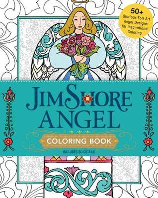 jimshoreangel - Jim Shore Angel Coloring Book Review