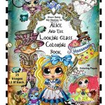 alice mybesties - Inklings 2 - Coloring Book Review