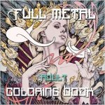 FullMetal - Nature: A Seasonal Coloring Book Review