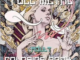 FullMetal - The Curious Coloring Book - Faery Forest Review
