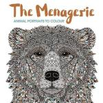 themenagerie - Dazzling Dogs - Coloring Book Review
